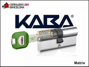 Bombines de seguridad antibumping y antiganzua cerrajer a for Precio bombin kaba matrix
