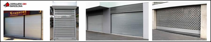 instalaciones de persianas en Barcelona