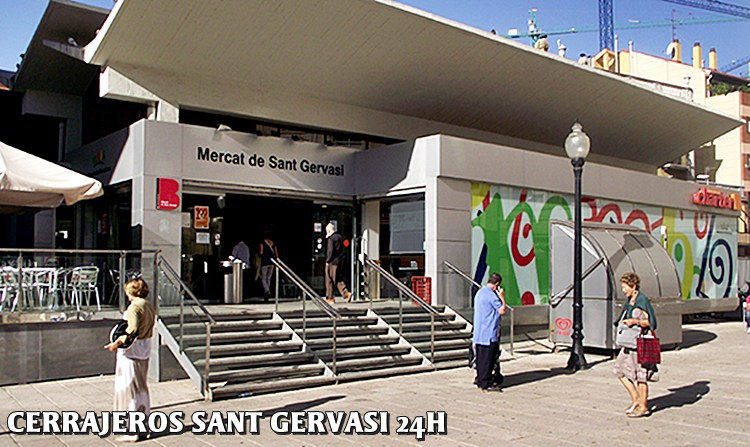cerrajeros barato Sant Gervasi barcelona