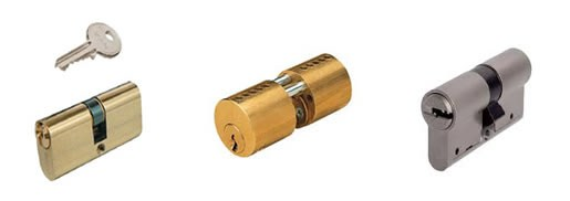 cilindro europerfil, ovalado y redondo
