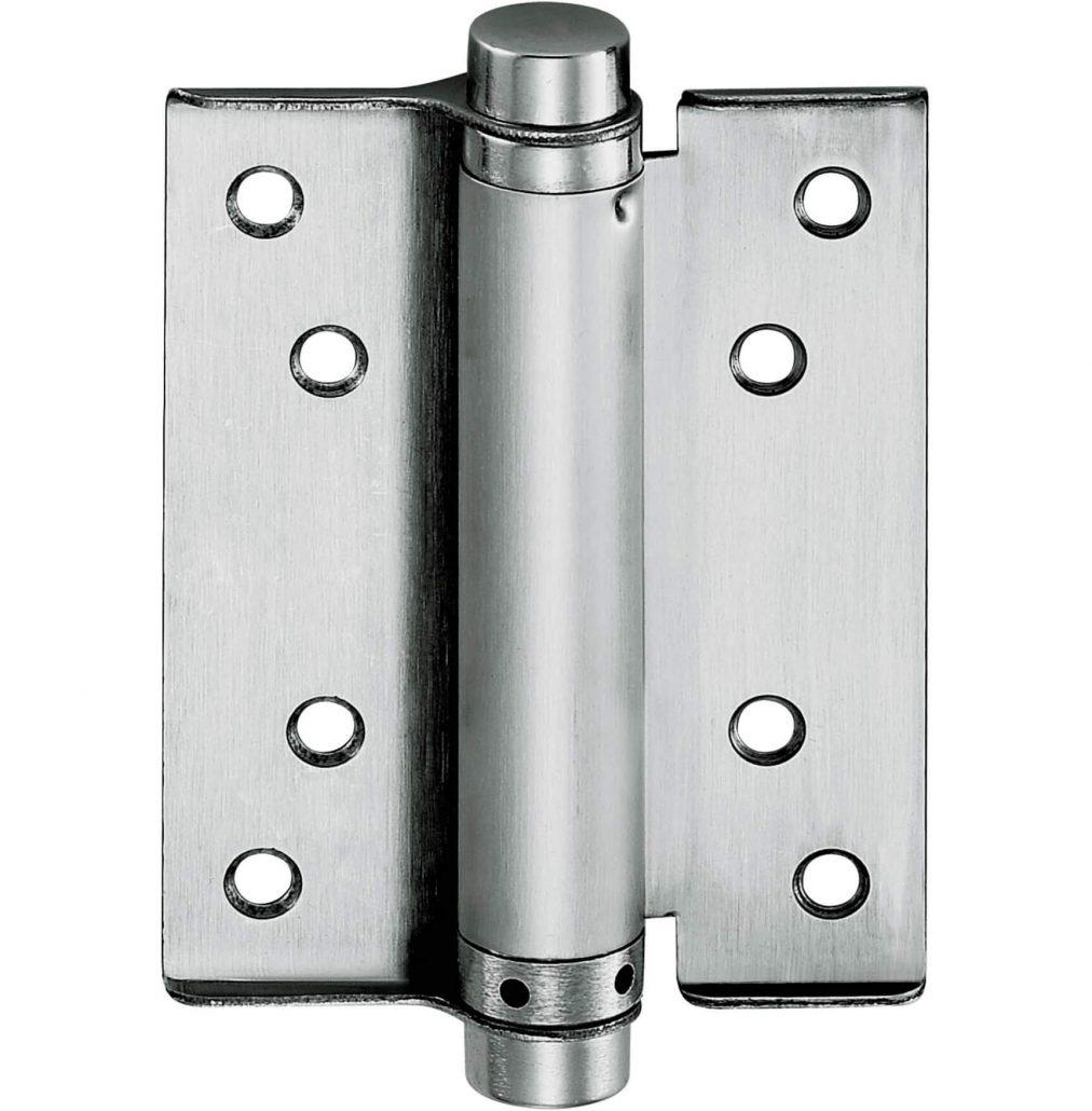 Tipos de bisagras y c mo se instalan for Como se hace una puerta de tambor