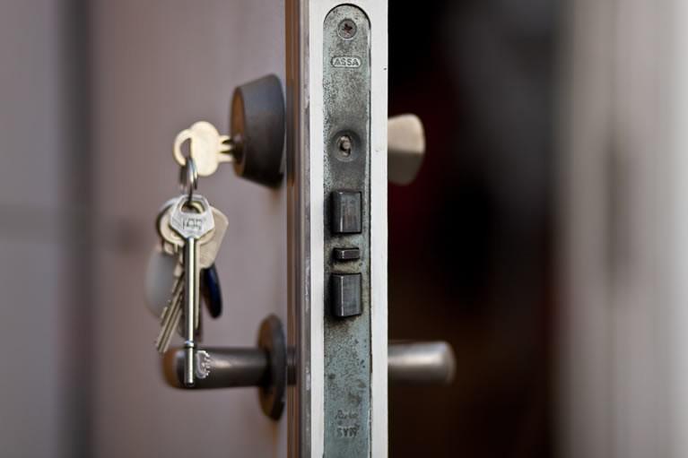 Qué hacer cuando te de dejas las llaves puestas