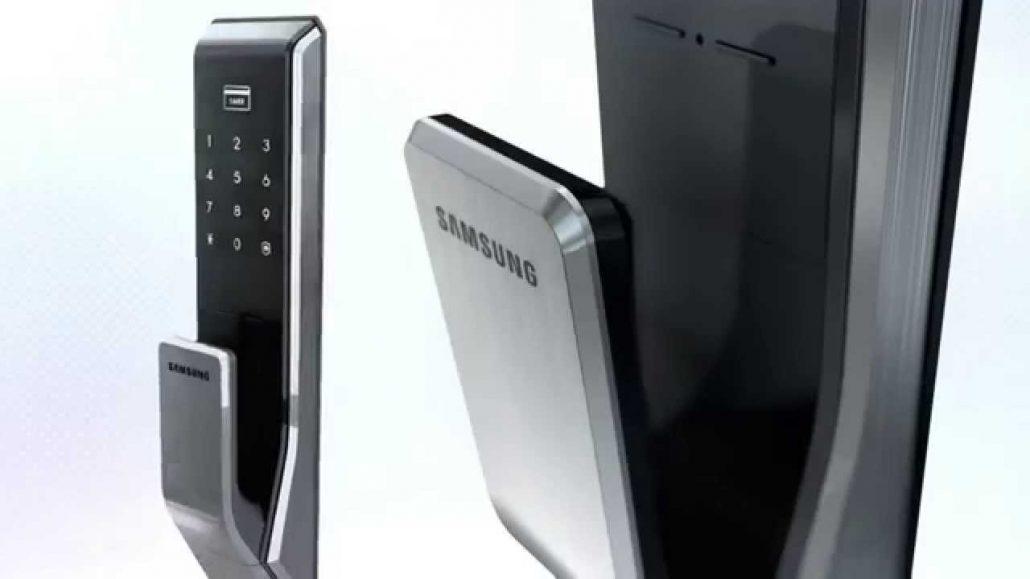 Cerradura inteligente Samsung