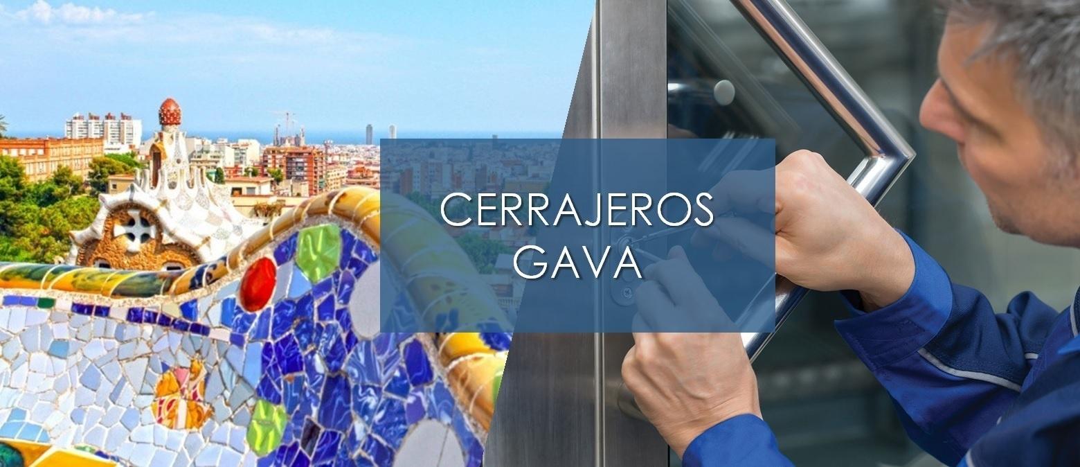 CERRAJEROS GAVA 24 HORAS