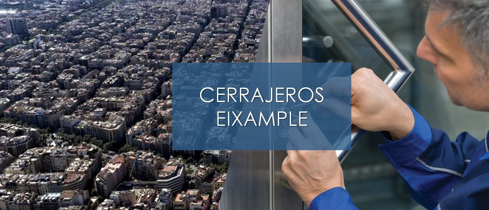 CERRAJEROS EIXAMPLE BARNACLAU