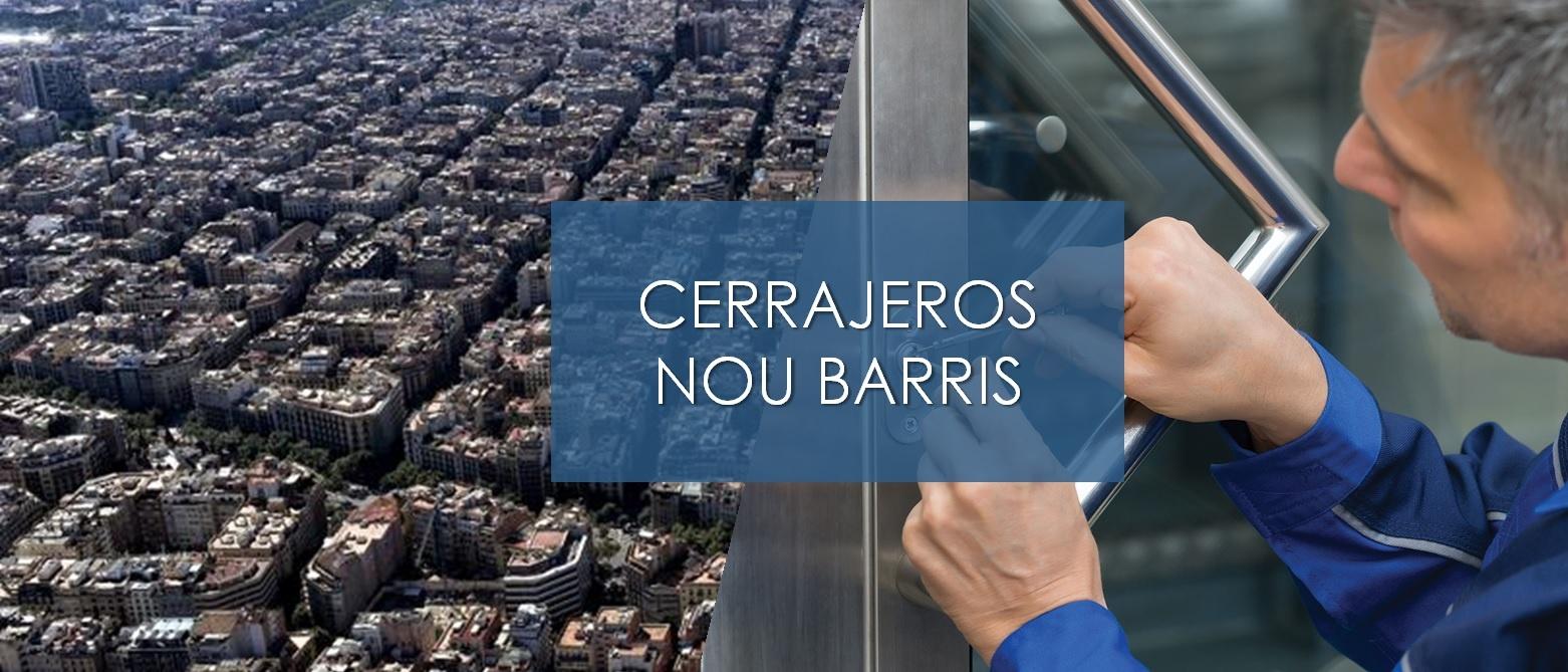 CERRAJEROS NOU BARRIS BARNACLAU