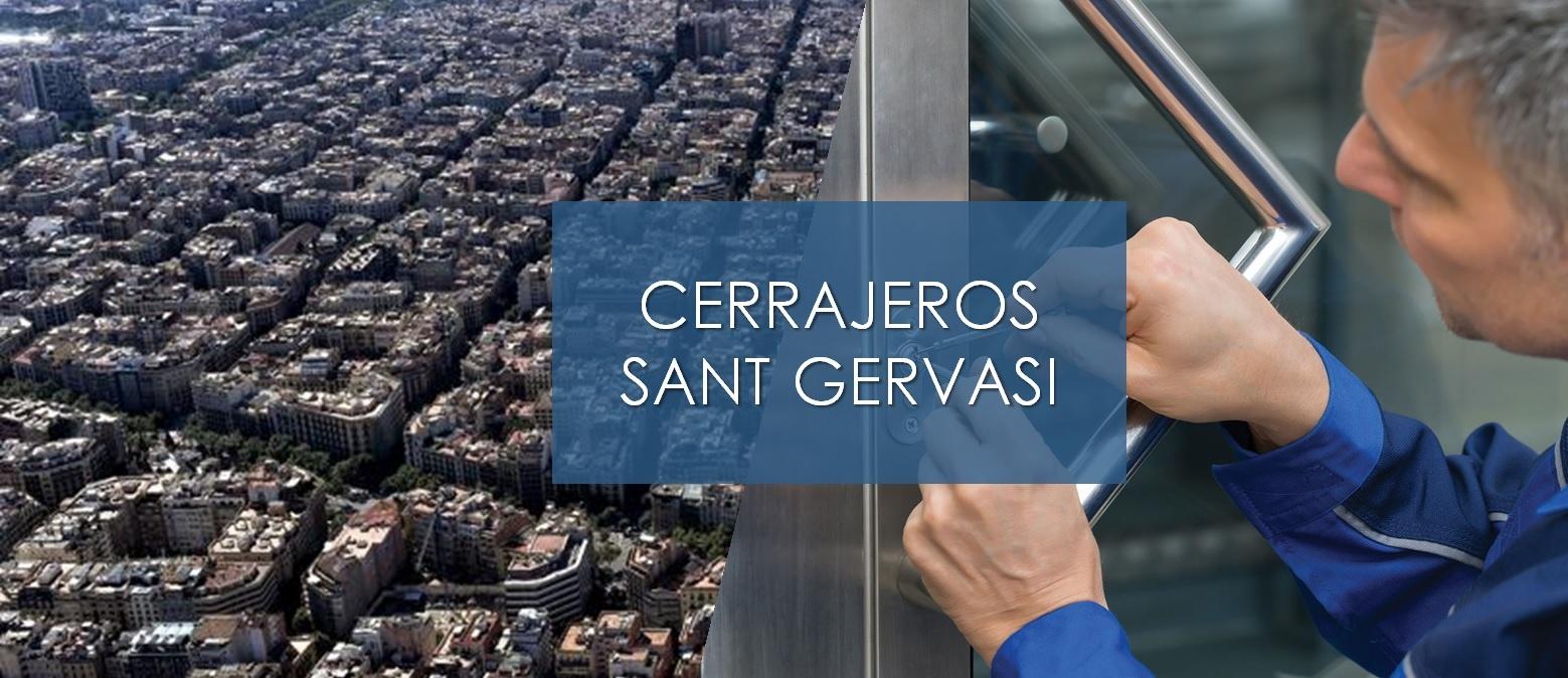 CERRAJEROS SANT GERVASI BARNACLAU